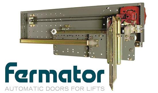 درب آسانسور فرماتور | قطعات درب فرماتور اسپانیا
