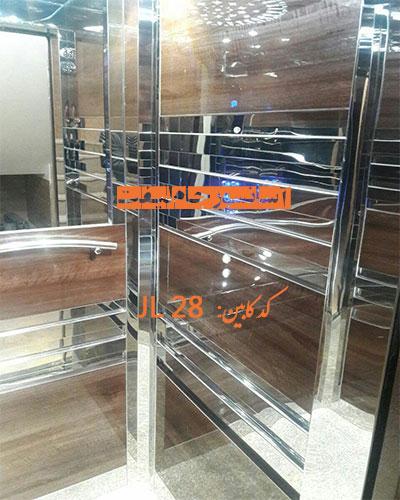 کابین آسانسور ام دی اف استیل 28