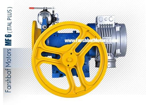 مشخصات موتور ITAL